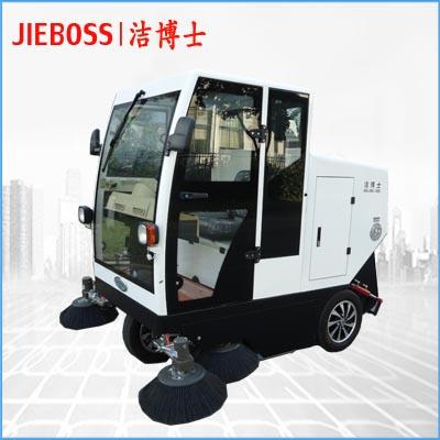 自卸式清扫车 JIEBOSS-2000